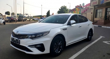 KIA Optima 2019 LUXE